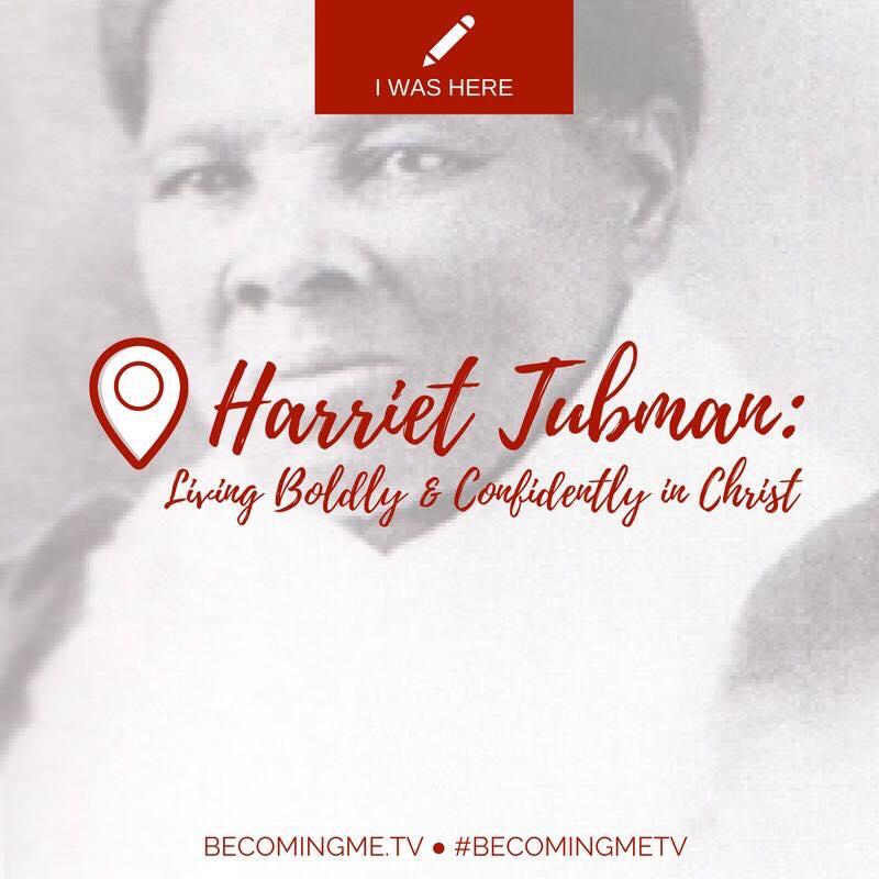 Becoming Blog: HarrietTubman